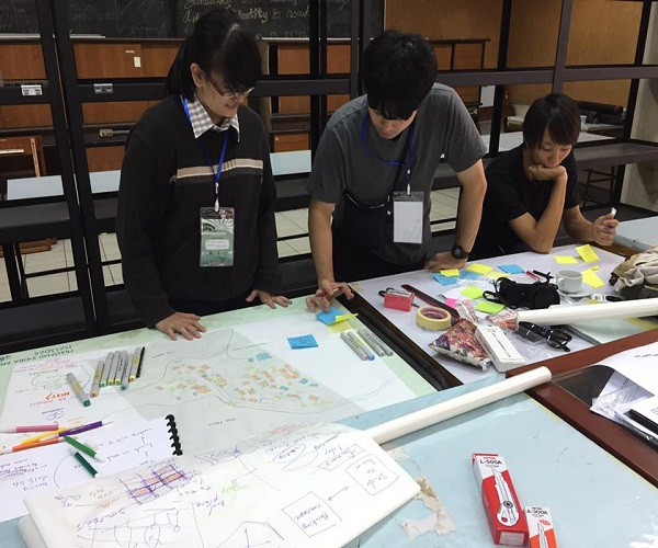 Architecture Summer Camp ITB 2017